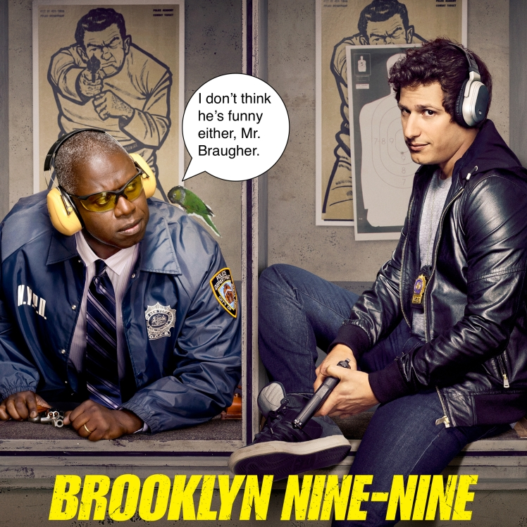 Brooklyn Nine-Nine S1 iTunes