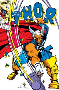 Beta Ray Thor