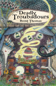 Deadly Troubadour Front Cover
